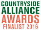 Countryside Alliance Awards Finalist 2016