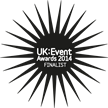 Finalist - UK Event Awards